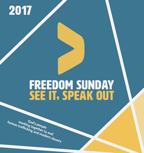 Freedom Sunday 2017 Graphic